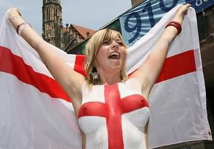 england babes